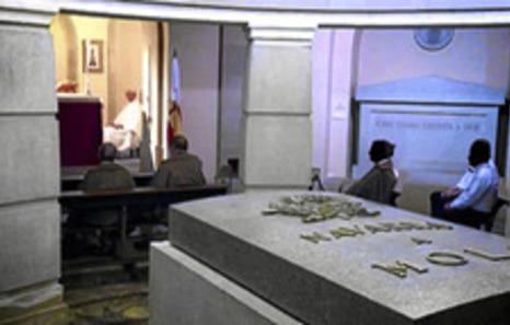 Cripta de Mola - Gara