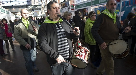 Kalejira independentista, Landakon. (Juanan RUIZ/ARGAZKI PRESS)