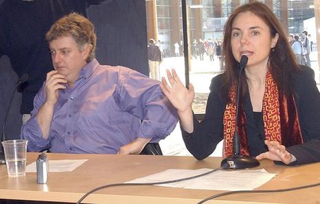 El periodista Jaime Otamendi, en una imagen de archivo. (Luis JAUREGIALTZO/ARGAZKI PRESS)