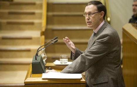 [Gobierno Vasco / Eusko Jaurlaritza] Proyecto de Ley de reforma de la Hacienda General del País Vasco 20130227_ogasuna