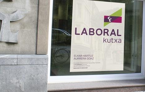 Laboral kutxa logr un beneficio de 110 millones en 2015 - Caja laboral oficinas ...
