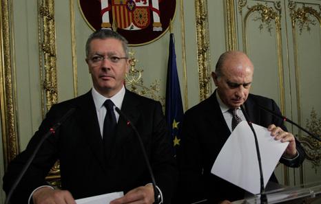 Terrorismo de Estado: GAL, Francia, España, Euskal Herria. [HistoriaC] 20131026_gallardon