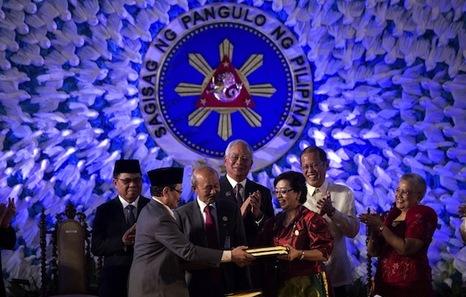 Filipinas, acuerdo del Gobierno y el Frente Moro de Liberación Islámica (MILF). Filipinas