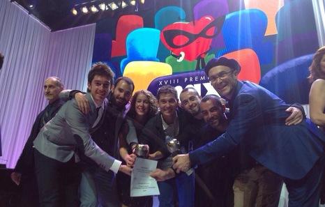Naiz kukai dantza obtiene dos premios max por su obra for Espectaculo kukai dantza