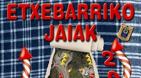 Etxebarriko-jaiak