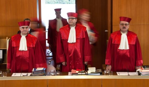Resultado de imagen de tribunal constitucional alemán