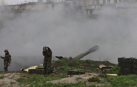 Azerbaiyán, Armenia y Alto Karabaj. - Página 2 AFP_9B59T