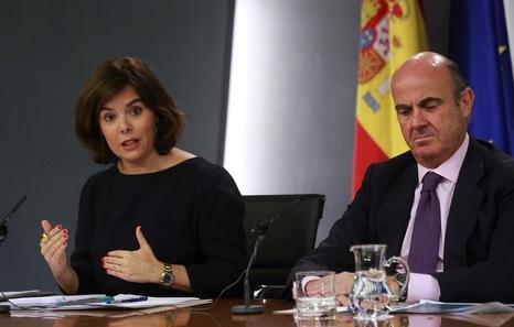 El gobierno espa ol y el psoe alcanzan un acuerdo para for Gobierno clausula suelo
