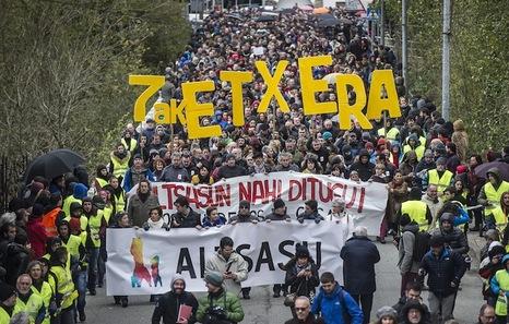 Altsasu-manifestazioa