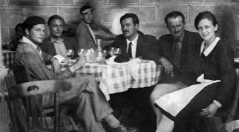 Hemingway1926terraza