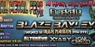 EUSKAL METAL FEST: Blaze Bailey + Elbereth + Xtasy + Alterevo + Fear Crowd
