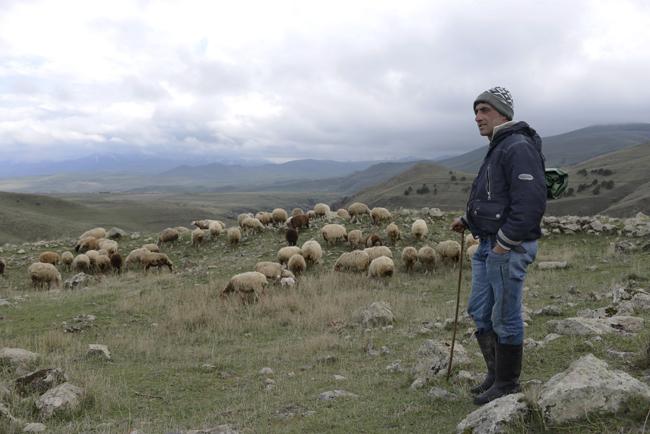 Armenia. Crece el apoyo al grupo que se hizo fuerte en una comisaría de la capital armenia. 951_Armenia10