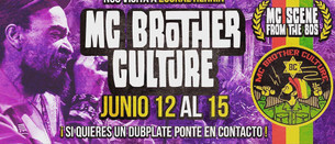 Mc Brother Culture abeslaria Revolutionary Grooves saioan