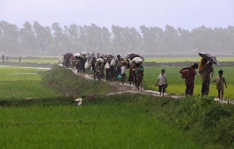Myanmar, conflictos, situación. Rohingyas. Guerrilla Karen... - Página 3 Rohingyas