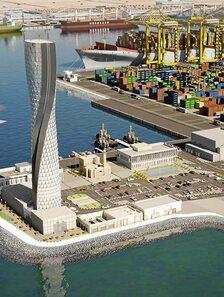 Emirato de Qatar. Intervenciones internacionales. Propietario del 9,52 % del capital de Iberdrola. - Página 2 0908_eko_puerto