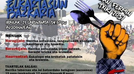 Elkartasun_bazkaria