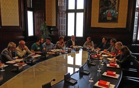 Naiz 1 el supremo reclama al tsjc la causa sobre la for Mesa parlament