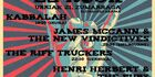 Kabbalah + James McCann & The New Vindictives + The Riff Truckers + Henri Herbert & The Fury