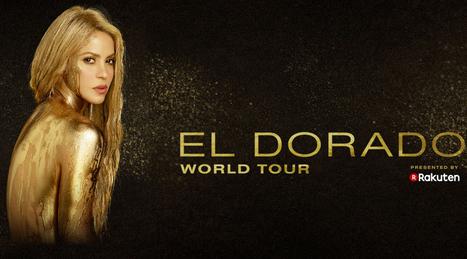 Shakira-dorado-tour