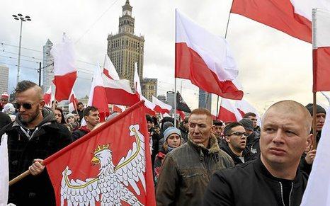 Polonia: conflictos, luchas de clases, sindicalismo, parlamentarismo y elecciones democráticas. 1112_mun_polonia