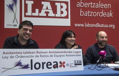 LAB impulsa Lorea, una herramienta para abrir un debate sobre el modelo sanitario