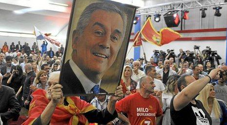 Montenegro: El Partido Democrático de los Socialistas (DPS) del primer ministro, Djukanovic, el más votado después de 25 años en el gobierno. 0417_mun_MONTENEGRO