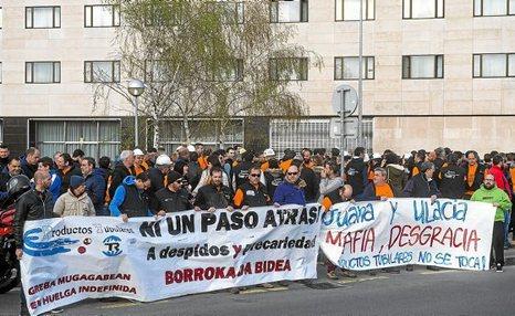 """Euskal Herria: De la ilusión de un """"empleo digno"""" a masivos despidos y desempleo legales 0418_eg_TUBU1"""