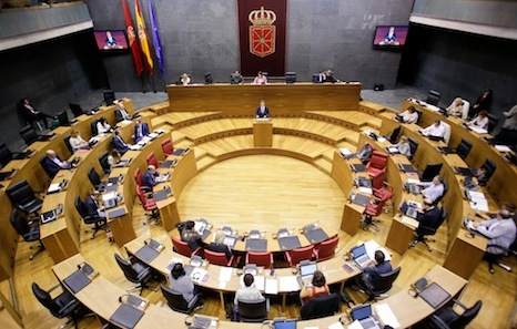 """Euskal Herria: Una multitud exige """"respeto a los derechos"""" de presos y exiliados. [vídeo] - Página 3 Parlamentoredondo"""