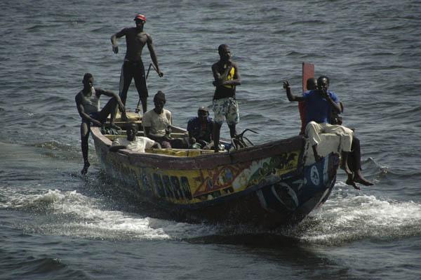 Senegal. Saint Louis, decenas de miles de menores... 009senegal06
