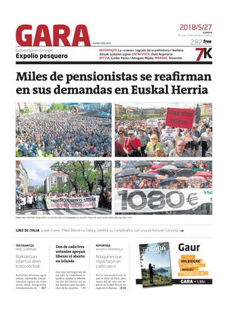 GARA Euskal Herriko egunkaria