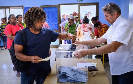 Kanaky-Nueva Caledonia [Francia]: Mayoría del no en el referéndum de independencia. Kanaky