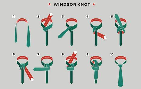 Calcetines de seda para hombre Windsor Collection 3 unidades