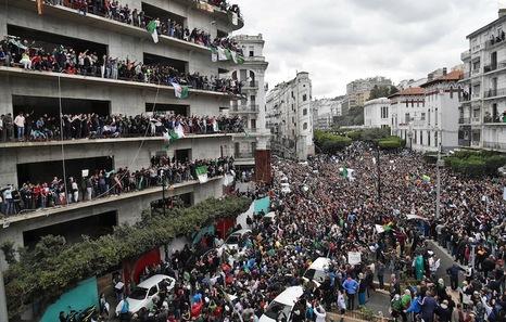Argelia: El lento declive del gas. Luchas y contradicciones de clases. - Página 2 Argelia