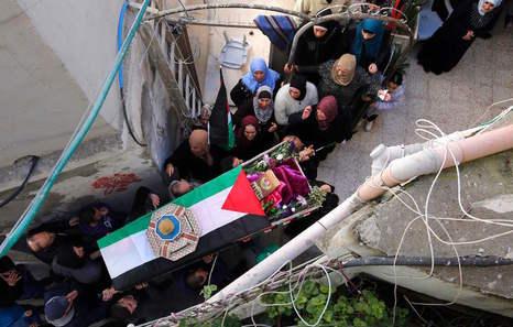 Palestina: Violencia ejercida por Israel en la ocupación. Respuestas y acciones militares palestinas. - Página 19 20190310-palestina2