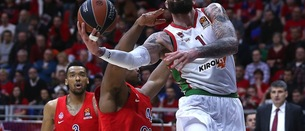 Un imperial Vincent Poirier ha eclipsado a todo un CSKA de Moscú (EUROLEAGUE.NET)