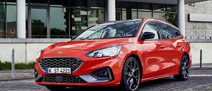 Focus ST Sportbreak, familiar de 280 CV