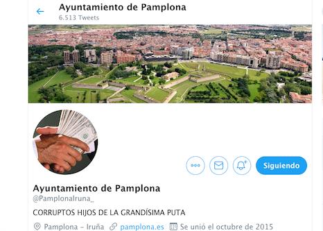 El pirata que atacó la web de Iruñea «hackea» ahora la de Jaén