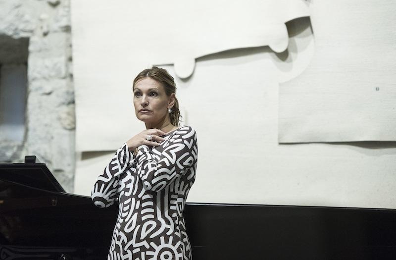 Ainhoa Arteta sale en defensa de Plácido Domingo: «A eso antes se le llamaba ligar»