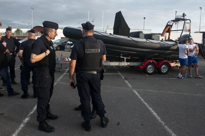 Gana enteros la hipótesis de que el avión del presidente Trump aterrice en Burdeos