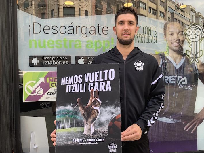 Diop ya trabaja con Baskonia y Bouteille se siente «preparado» para dar el salto con Bilbao Basket