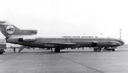 Derribar aviones «por accidente», más usual de lo que parece. [HistoriaC] Libyan_Airlines