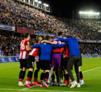 Un Athletic que nunca se rinde y supera todas las adversidades (3-3)
