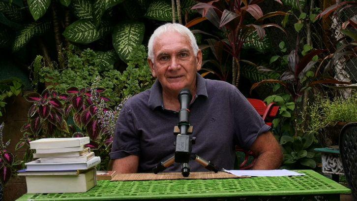 Joseba Sarrionandia.