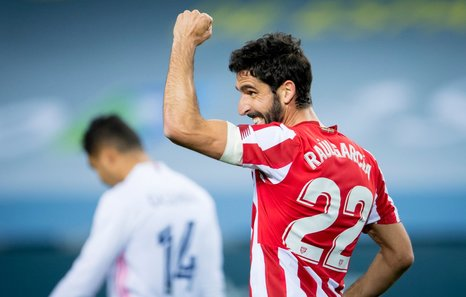 La recuperación para la causa de Raúl García, un jugador del que nunca se puede dudar