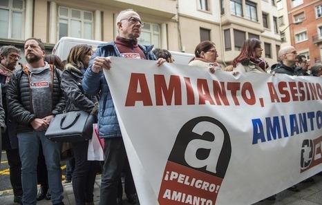 Condenan a Izar a indemnizar a un afectado por carcinoma por el amianto