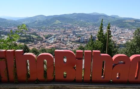 Un gran paseo discurrirá desde Enekuri a Santo Domingo por Artxanda