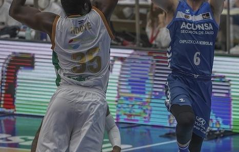 GBC y Bilbao Basket afrontan una semana de jornada doble con las alarmas encendidas