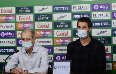 Amorrortu y Solabarrieta no seguirán en el Racing la próxima temporada