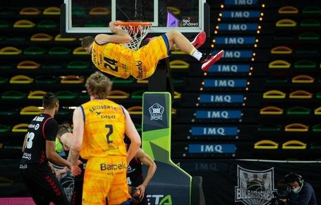 Bilbao Basket camina hacia la fatalidad tras hundirse ante Gran Canaria (71-92)