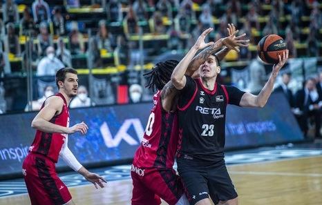 Goran Huskic gabe, Bilbao Basketek Fuenlabradari nolabait irabazi beharko dio